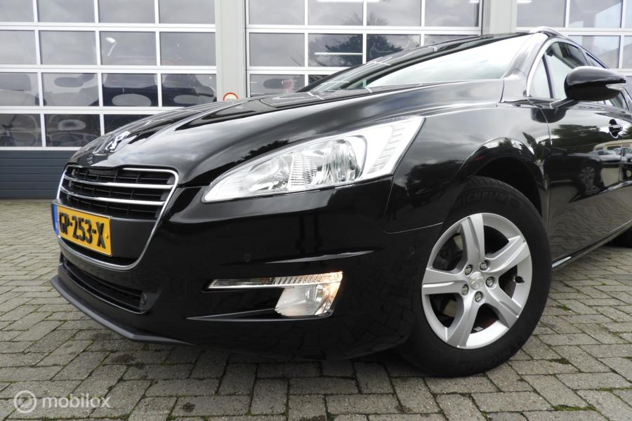 Peugeot 508 SW 1.6 e-HDi Blue Lease Executive Full optie's