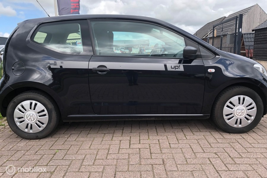 Volkswagen Up! 1.0 take up! BlueMotion Dealer Onderhouden
