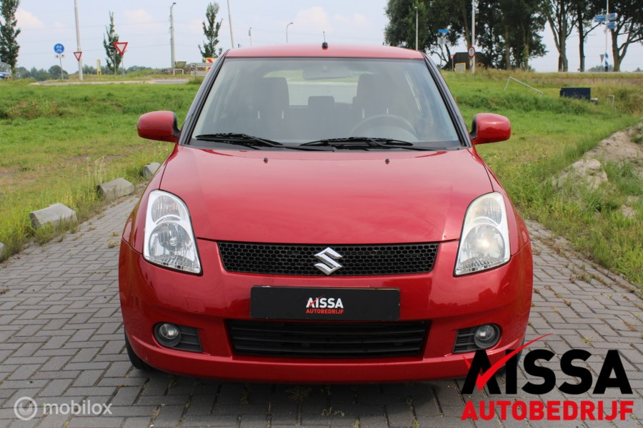 Suzuki Swift 1.5 Exclusive APK 08-07-2021 keyles/Airco