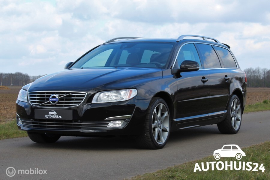 Volvo V70 2.0 D3 Inscription Edition (bj2015) FullOption!
