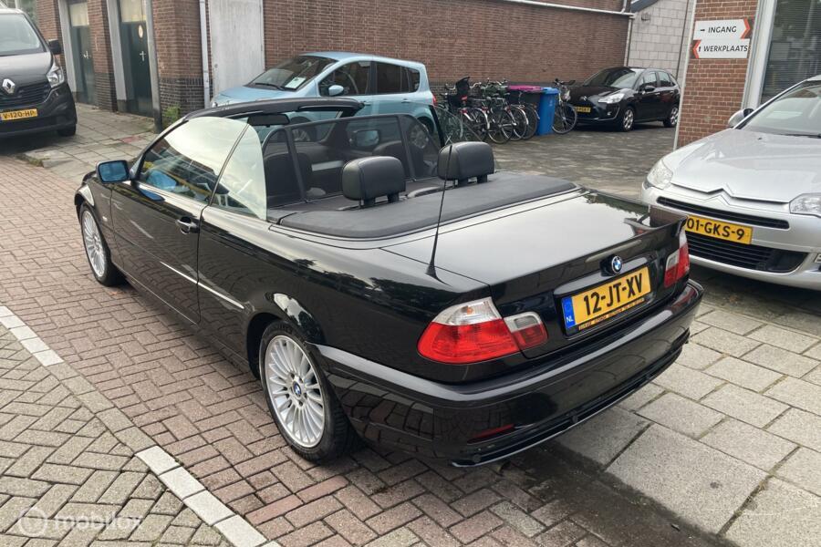 BMW 3-serie Cabrio 318Ci