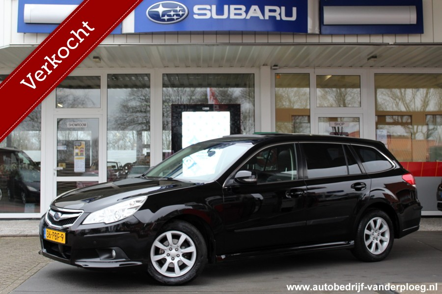 Subaru Legacy 2.0 CVT Edition * Trekhaak * Opendak * Parkeersensoren * Navigatie