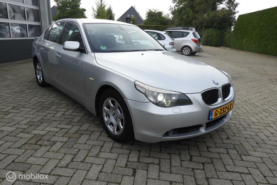 BMW 5-serie 530d Youngtimer