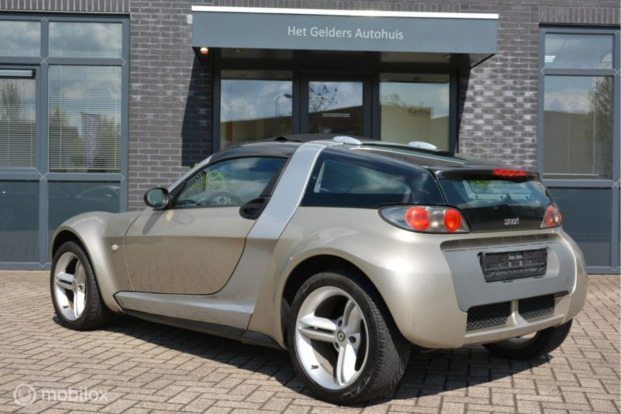 Smart Roadster - Coupe 0.7