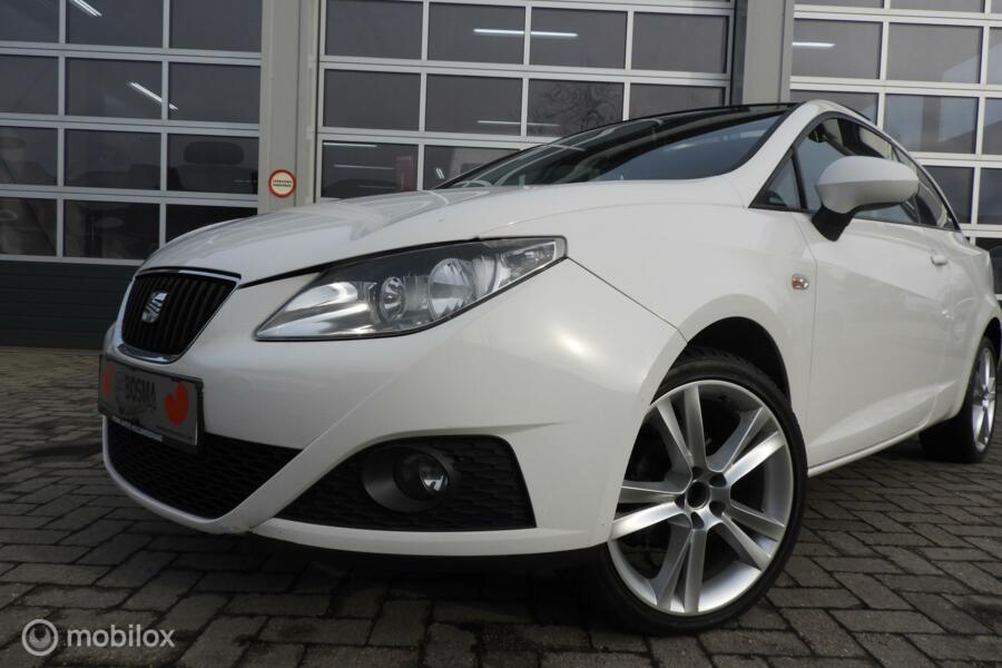 Seat Ibiza 1.6 Sport,  panoramadak