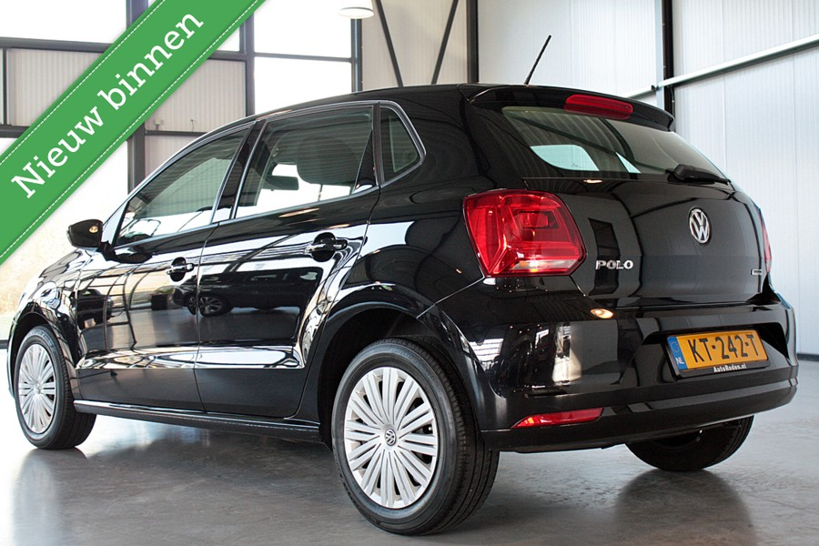 Volkswagen Polo 1.0 Comfortline ECC/Cruise Control