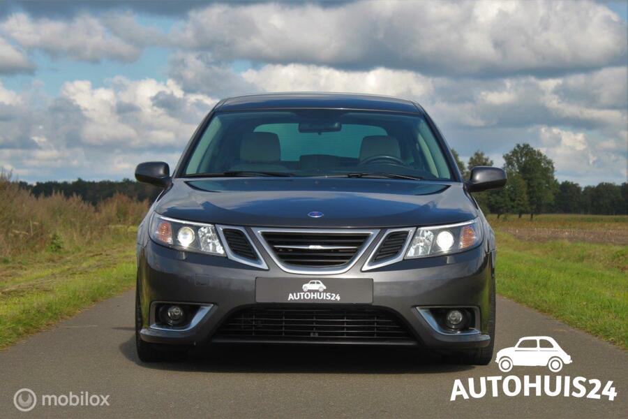 Saab 9-3 Sport Estate 1.9 TTiD 180pk Aero  #Verkocht!