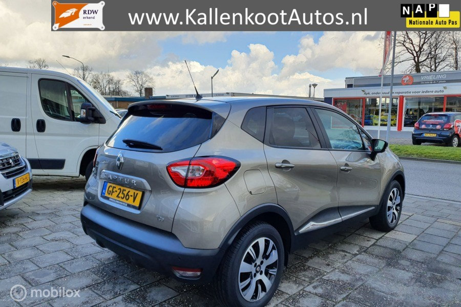 Renault Captur 0.9 TCe Expression, Navi, LED, PDC, Cruise