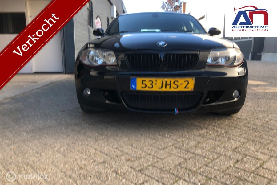 BMW 1-serie 118i Business Line M int, M ext, M onder 2 v eig