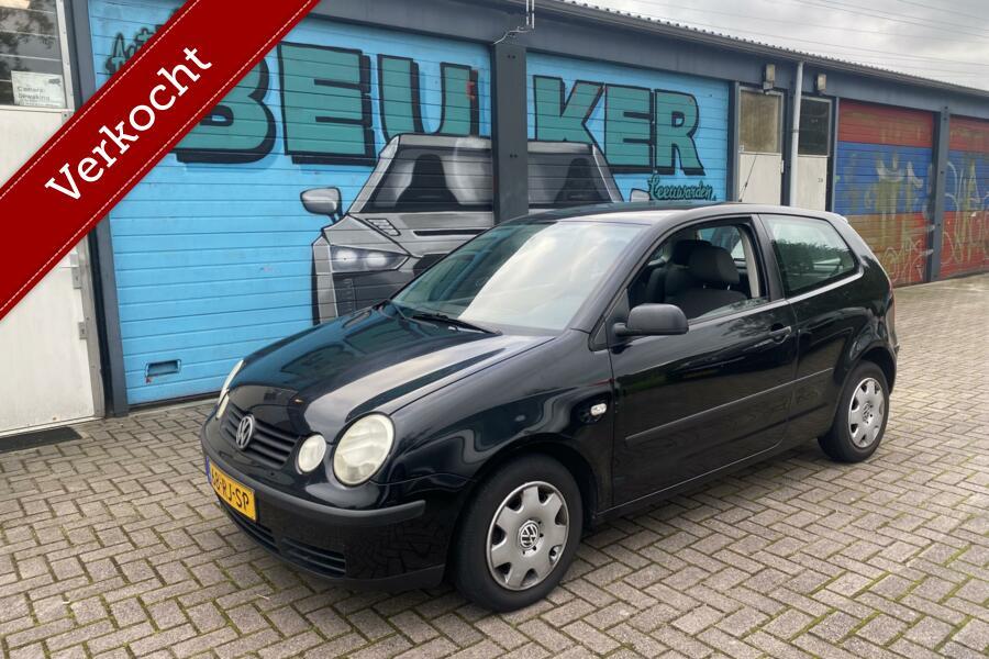 Volkswagen polo 1.2 12v 2003. airco, cv