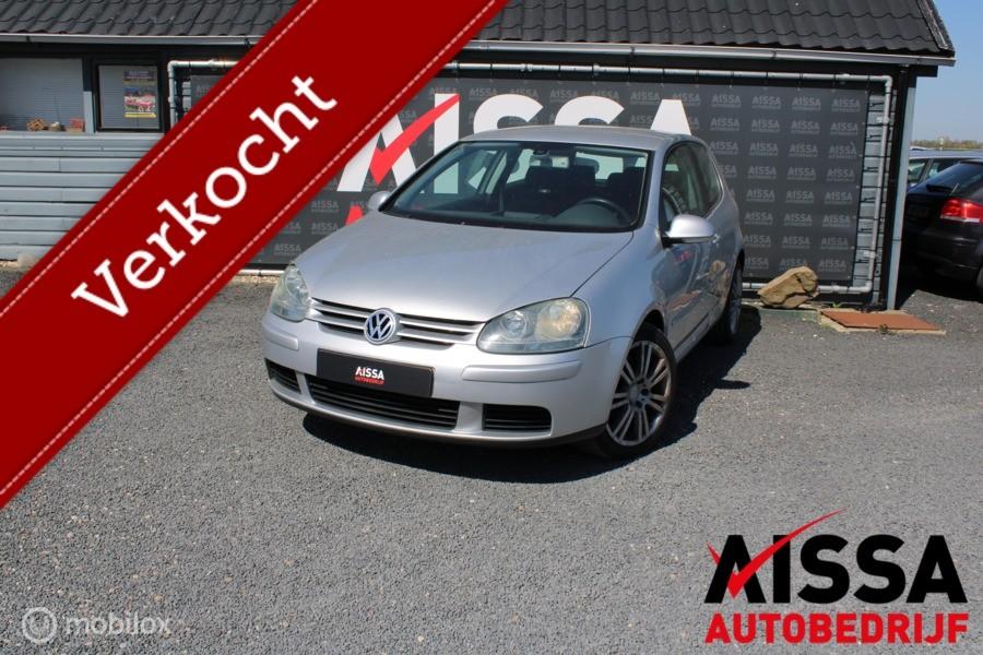 Volkswagen Golf 1.6 FSI Sportline Cruise/Airco/APK 03-2021