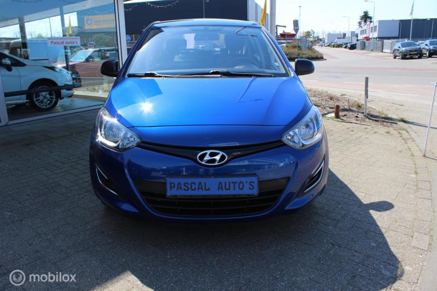 Hyundai i20 1.2i Business Edition dealer oh nw staat