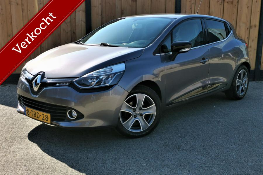 Renault Clio 0.9TCE Night&Day   Afn. trekhaak   Parkeers.   Navi