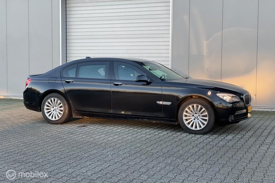 BMW 7-serie 760Li VR7 BRV 2009 High Security Gepantserd Org.