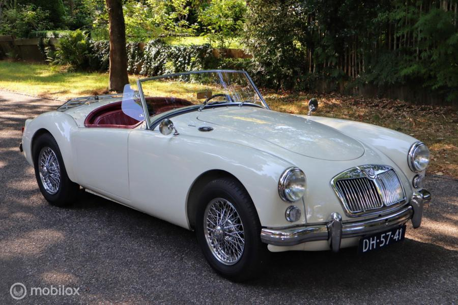 MG A Roadster Perfect Condition