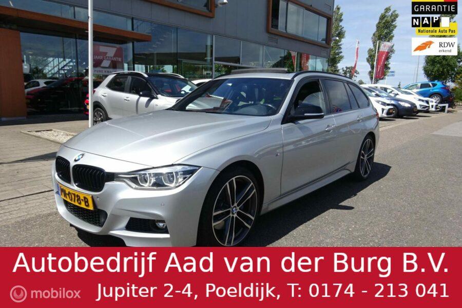 BMW 3-serie Touring - Autom. 320i 184PK/135KW M SPORT EXECUTIVE Panorama dak