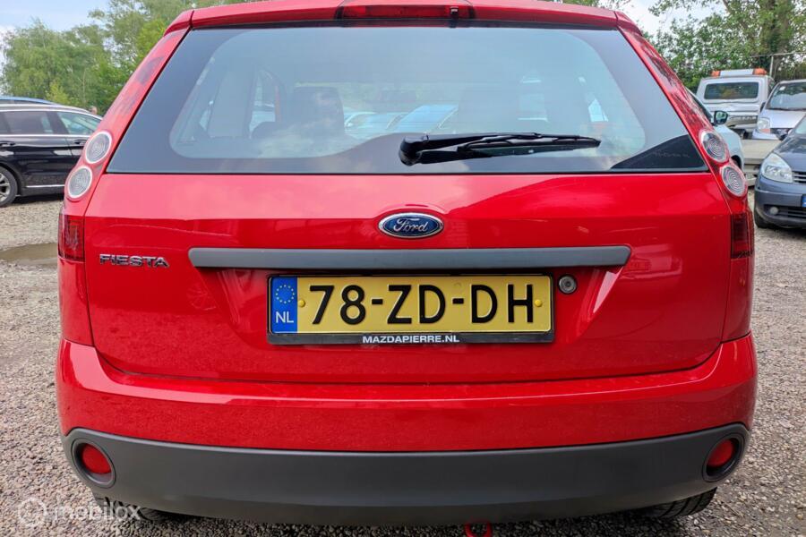 Ford Fiesta 1.3-8v Cool & Sound Airco ABS Stuurbekrachtiging