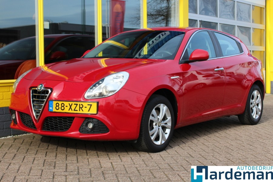 Alfa Romeo Giulietta 1.4 T 170 PK Business Executive Navi