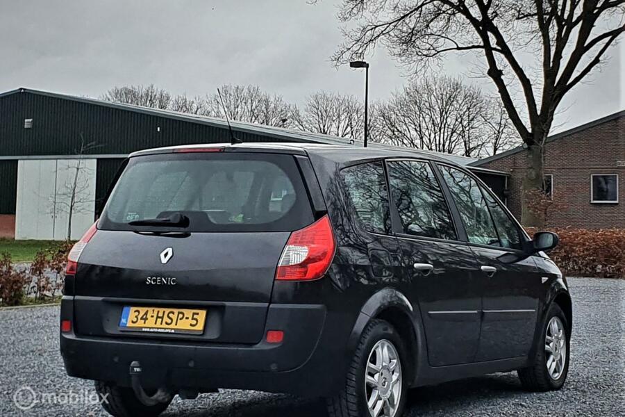 Renault Scenic 1.5 dCi Tech Line