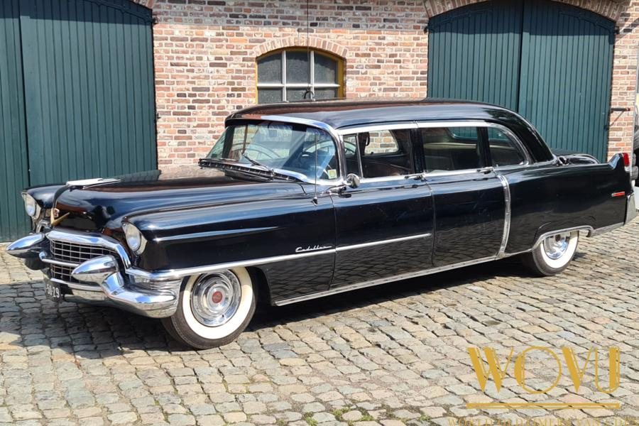 Cadillac fleetwood limo  1955
