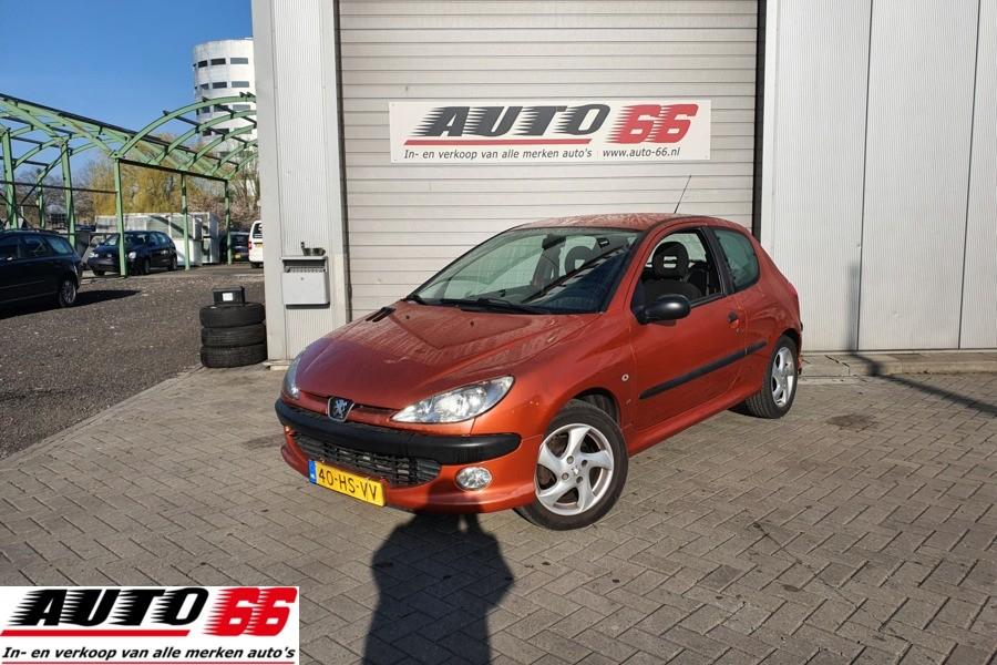 Peugeot 206 1.6-16V XS APK tot 03-04-2021