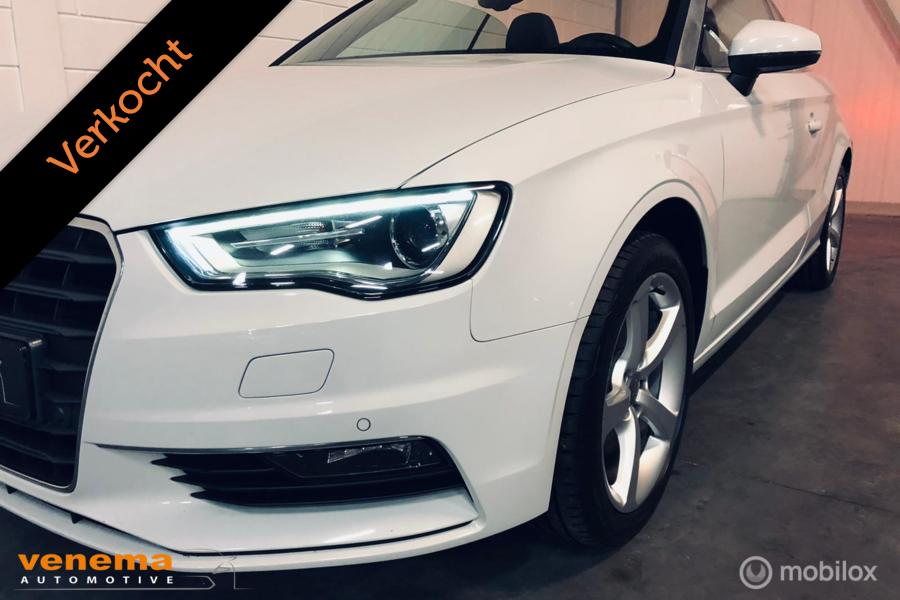 Schitterende Audi A3 Cabriolet 1.4 TFSI Ambition Pro Line