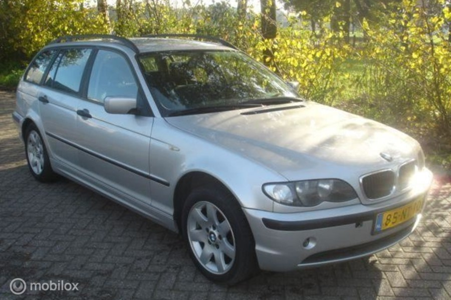BMW 3-serie Touring - 318 I airco - cruise. Motor defect ??>