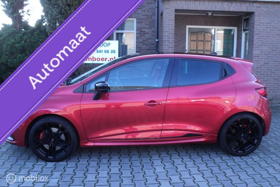 Renault Clio 1.6 R.S. AUTOMAAT IN NIEUWSTAAT 200PK