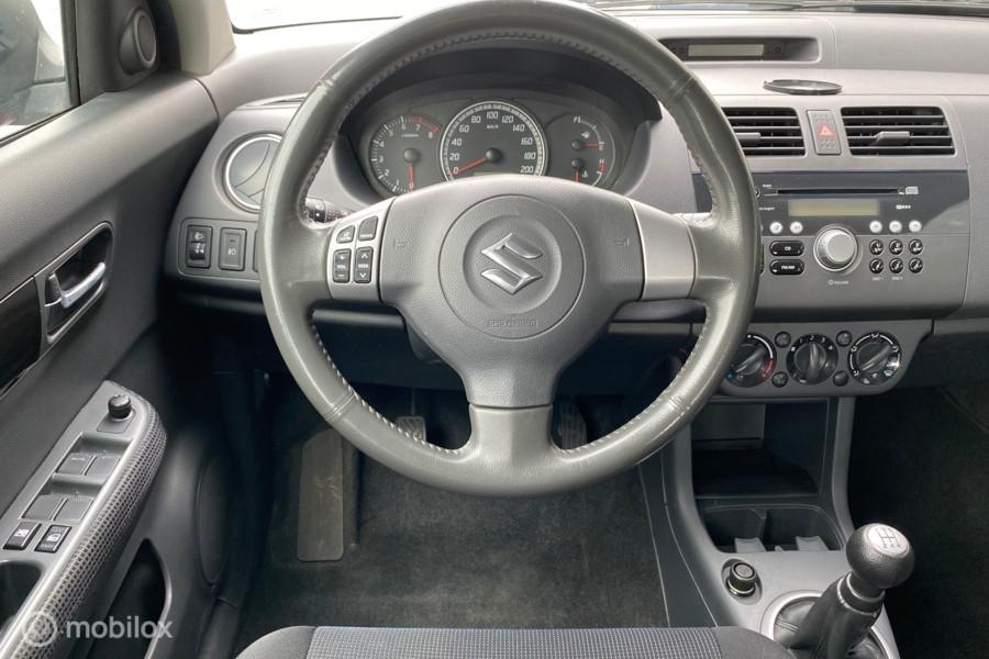Suzuki Swift 1.3 4Grip GT Exclusive keyless