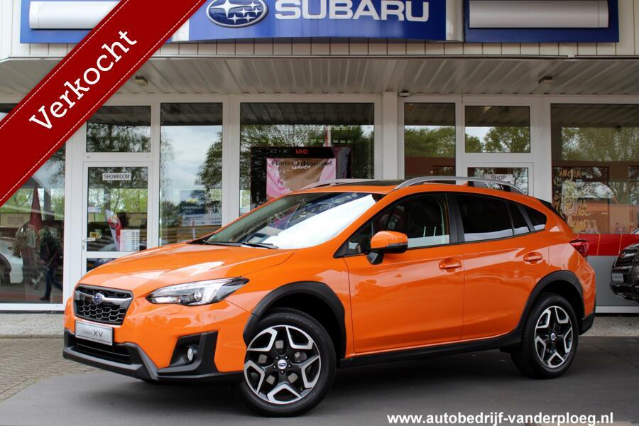 Subaru XV 2.0 CVT Premium Eyesight * Navigatie * Leder * Keyless