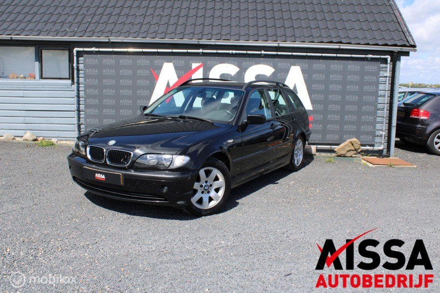 BMW 3-serie Touring 320d Executive APK 28-11-2020?>