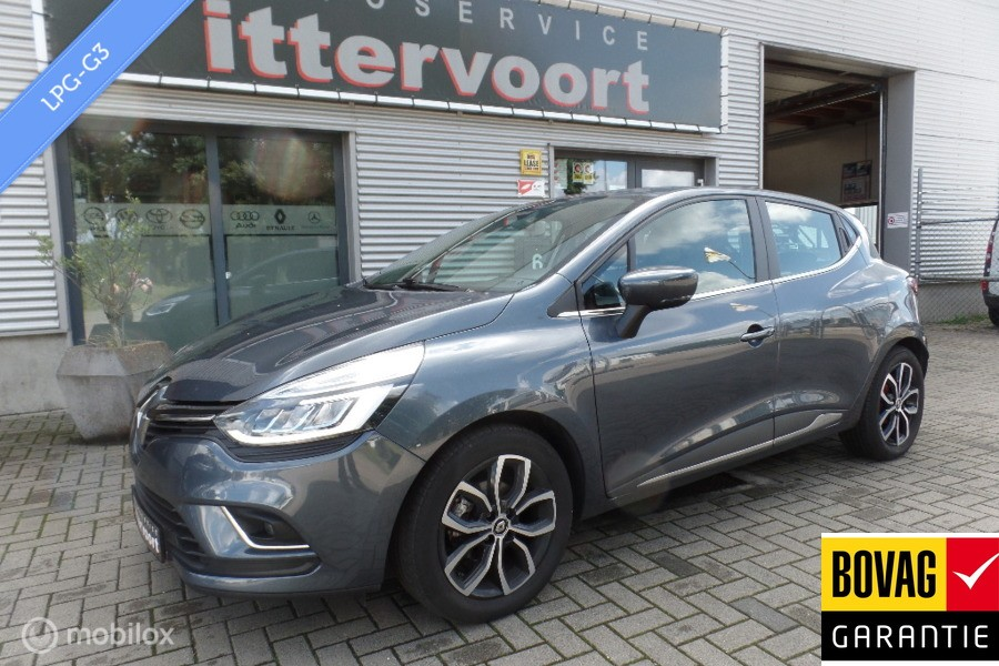 Renault Clio 0.9 TCe Cool&Sound Bifuel