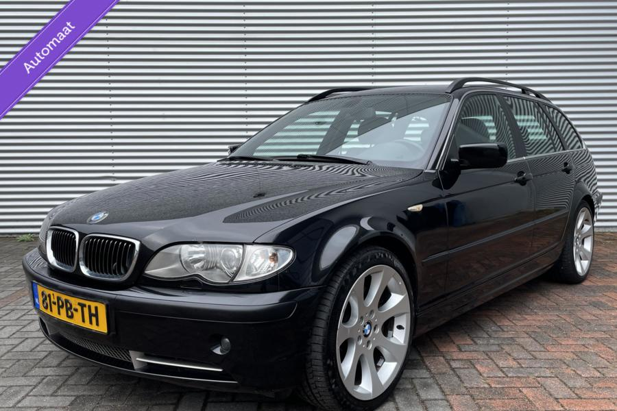 BMW 3-serie Touring 330i Automaat Special Edition nl auto 04 zeer luxe uitvoering youngtimer