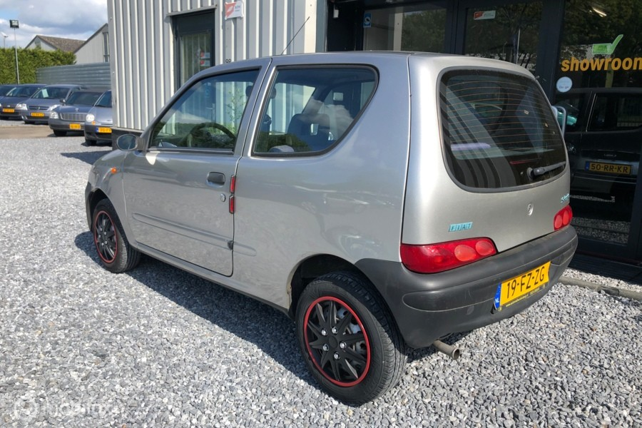 Fiat Seicento 1100 ie Young