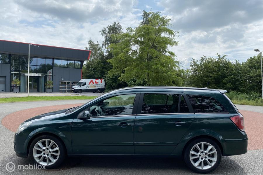Opel Astra Wagon 2.0 T Cosmo Bom vol