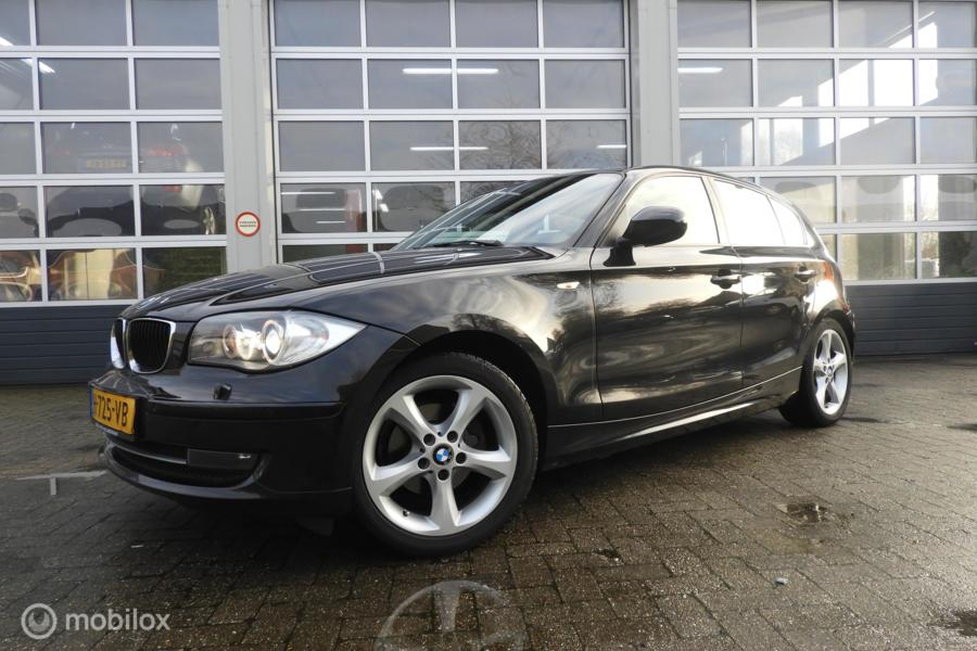 BMW 1-serie 116d Corporate Full optie's