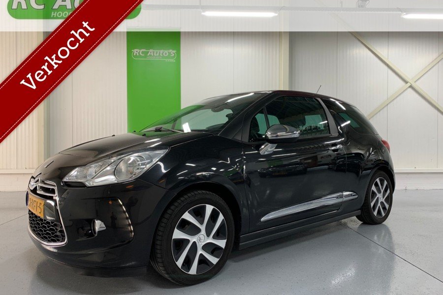 Citroen DS3 1.6 e-HDi So Chic TREKHAAK-ECC-CRUISE?>