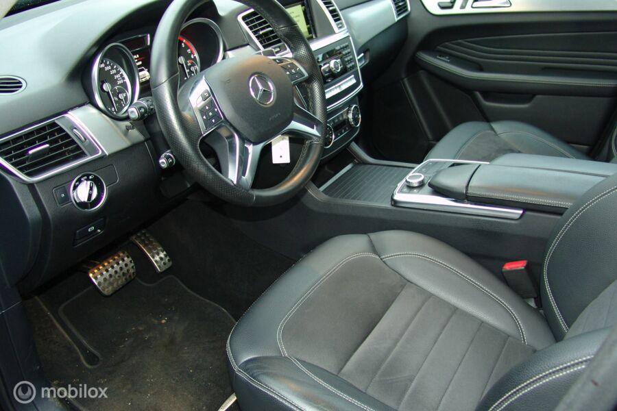 Mercedes ML 350 V6 GRIJS KENTEKEN 3500kg TREKGEW