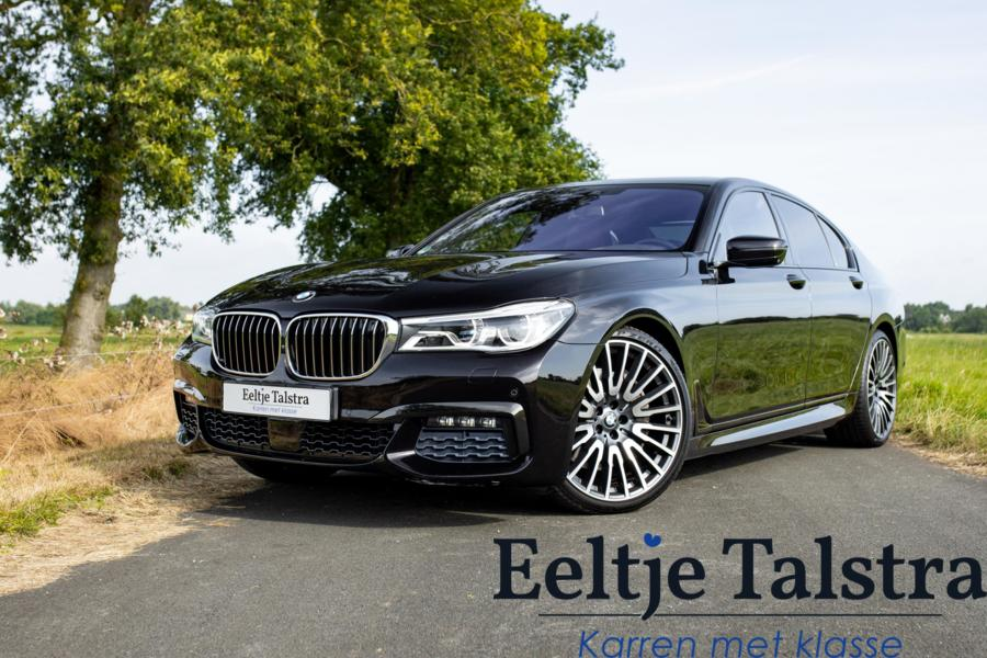 BMW 750d xDrive High Executive M-sport alle opties topstaat!