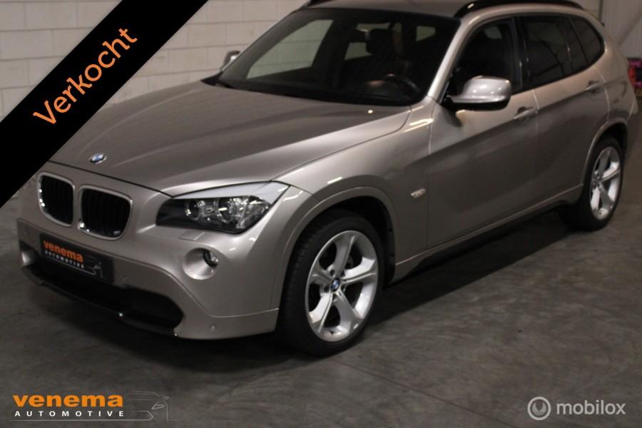 BMW X1 xDrive M-Sport 2.5i *Automaat *Sport interieur *Navi