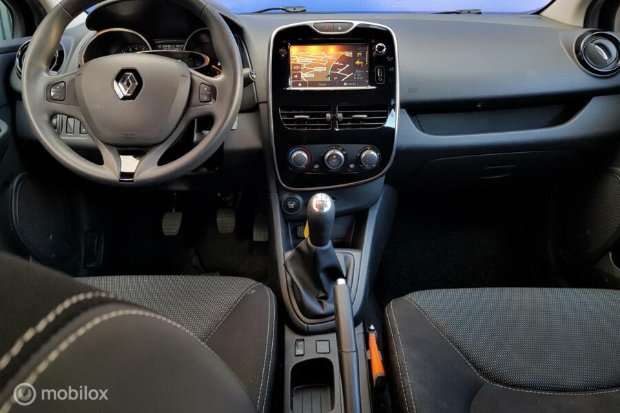 Renault Clio 0.9 TCe  Dynamique 5Drs Navi Airco Cruise Boekjes Nap