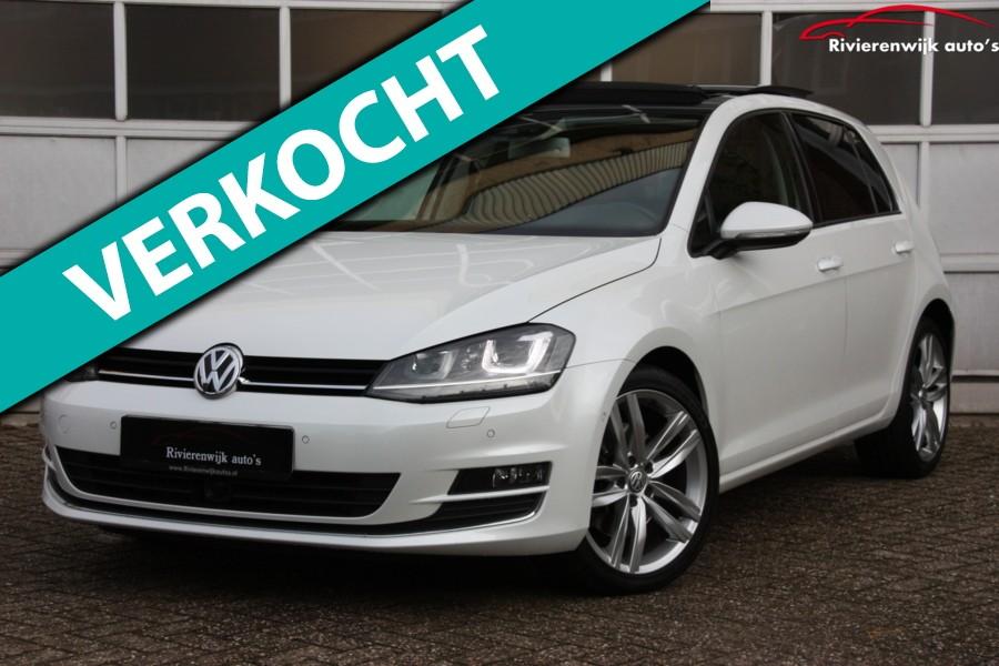 Volkswagen Golf 1.4 TSI ACT DSG Highline,Pano,Leder,Acc,Lane