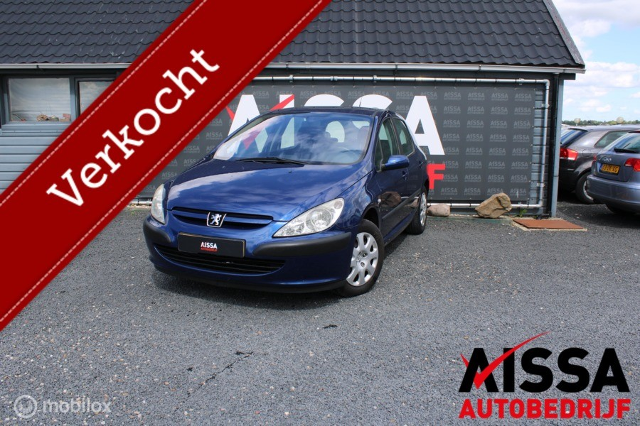Peugeot 307 1.6-16V XS APK tot 22-08-2021 Inruilkoopje