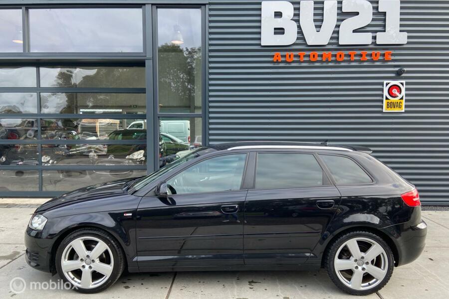 Audi A3 Sportback 1.4TFSI Aut S-LINE (NL auto) Xenon Bose etc.