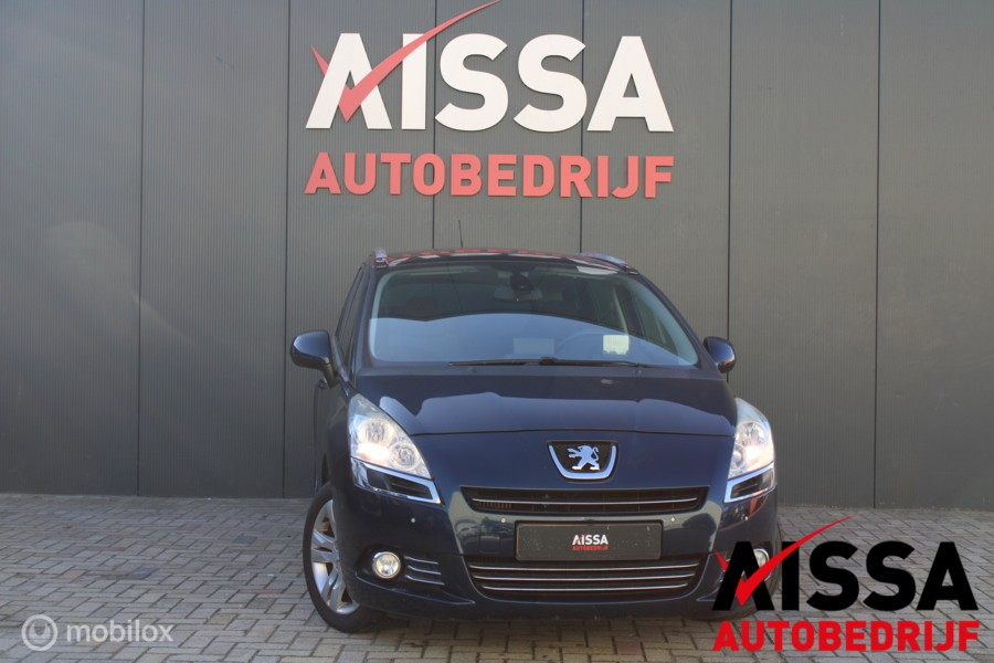 Peugeot 5008 1.6 THP GT 7persoons APK 20-11-2021 Head-up