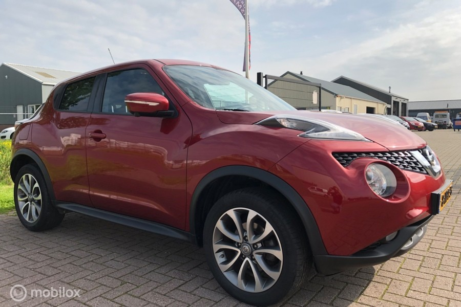 Nissan Juke 1.5 dCi S/S Connect Edition Navi Cruise