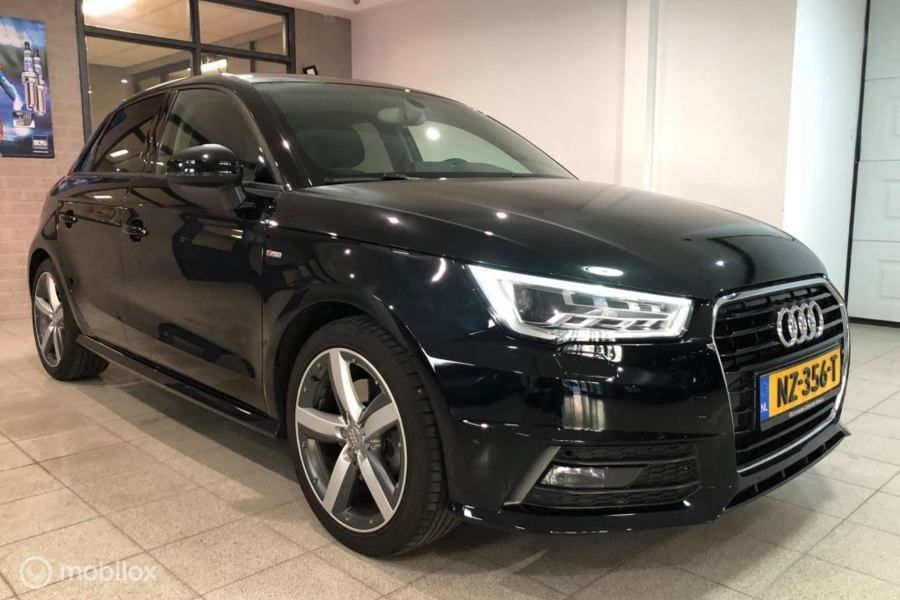 Audi A1 Sportback 1.6 TDI Sport Pro S-Line