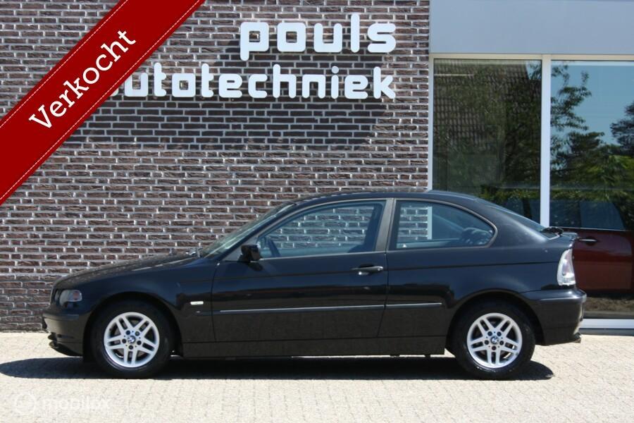 BMW 316TI  Compact E46