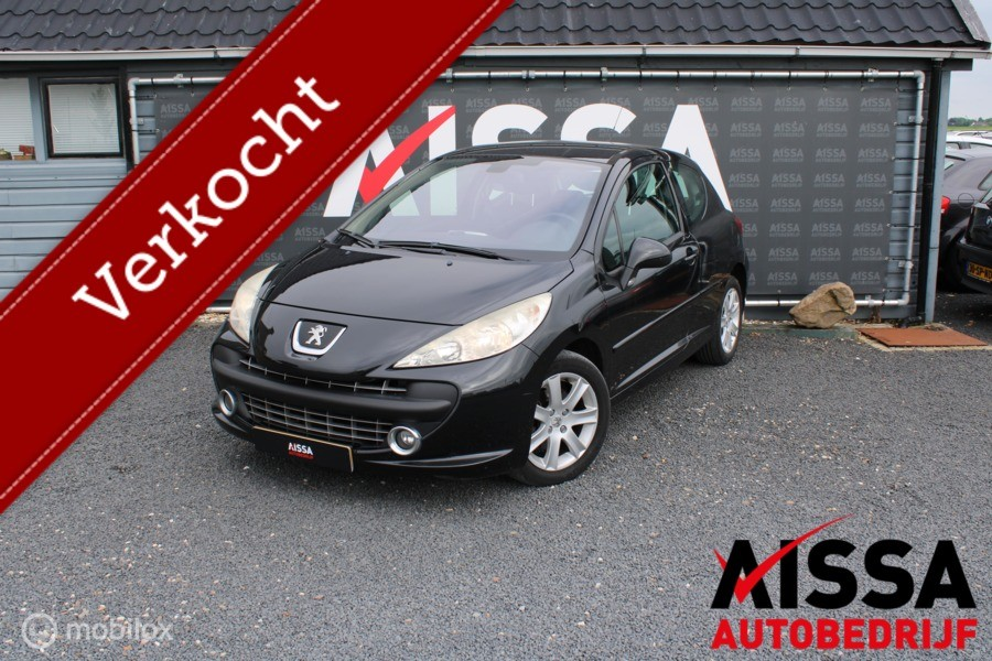 Peugeot 207 1.6 HDI XS Pack