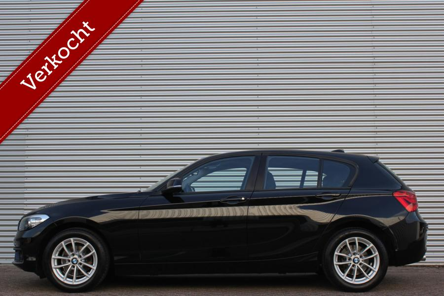 BMW 1-serie 116i M-Sport /LED/CLIMATE/NAVI/STOELVERW./CRUISE/PDC!